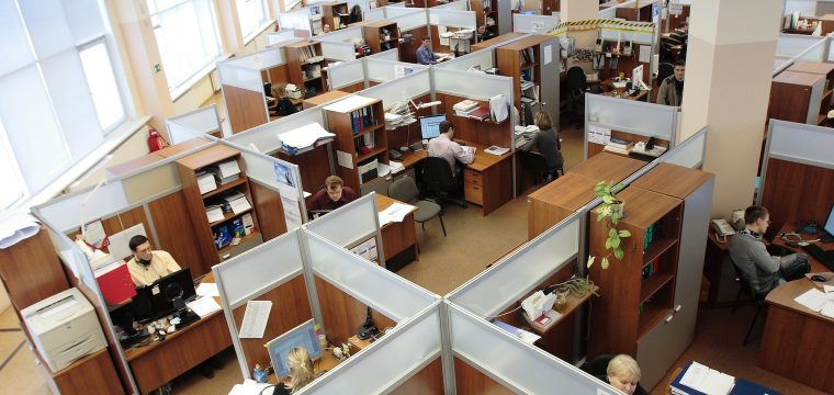 How Your Desk Job Is Harming Your Health