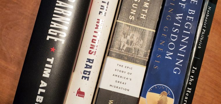 Top Books I Read in 2020